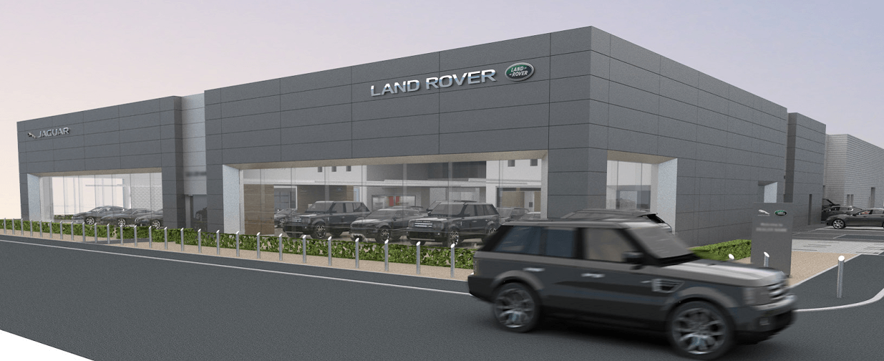 Hvac Commissioning Jaguar Land Rover Showroom Ayr